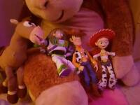 toy story - Christmas present