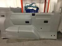 VW T5 Transporter Rear Internal Side Wheel Arch Covers LWB