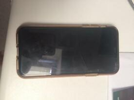 Iphone X 64GB silver USED !