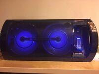 Sony Hi-Fi Speaker System