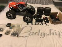 Hpi savage x rc monster truck (sensible offers )