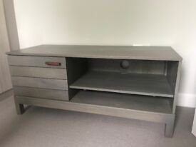 Stylish Asha TV Console table for TVs up to 42'' now only £180.00 negotiable
