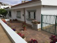 Super Tenerife Holiday Bungalow Rental with availability up to end September