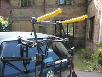 BIKE RACK......CARRIES 3 BIKES. SUITABLE FOR VAN or CAR.