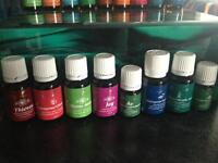 Youngliving essential oils