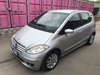 MERCEDES-BENZ A160CDI LEFT HAND DRIVE 2005REG FOR SALE