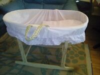 Baby Swing Cradle Bed