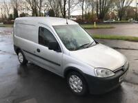 Vauxhall combo 1:3 CDTI. 2007 model. Only 85k.