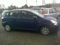 04 Toyota Verso 1.8 5 door 7 Seater clean car ( can be viewed inside anytime)