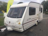 Elcos 2000 2 berth in good condition fall awning
