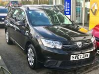 Nearly new Dacia Logan MCV Ambiance Sce 75