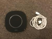 Wireless Belkin phone charger