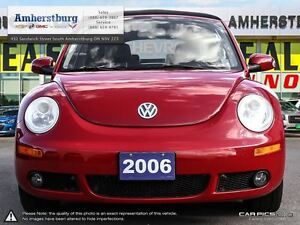 2006 Volkswagen Beetle Convertible Windsor Region Ontario image 2