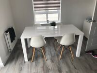 6 seater kitchen table