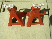 Sealey Yankee Axle Stands 3tonne Capacity