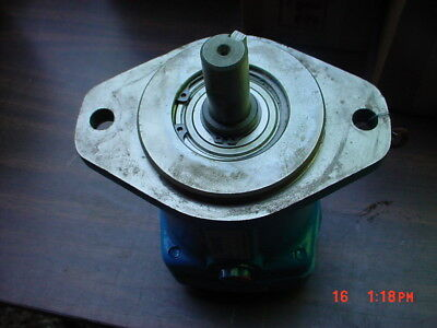 Vickers Mfb10uy31 Hydraulic Pump Unit 432095