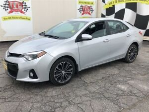 2016 Toyota Corolla S, Automatic, Sunroof, Back Up Camera