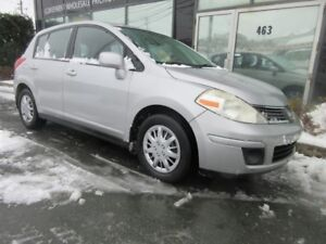 2007 Nissan Versa 5-SPEED HATCH