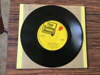 RS 19100 the Rolling Stones brown sugar/bitch/let it rock 45 single GC ok to post with paypal