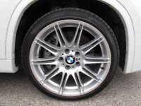 Bmw m-sport alloy wheels