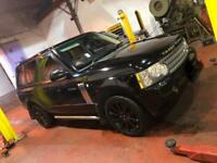 Range Rover Vogue 2006 May swap or px