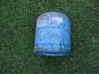 709 CAMPING GAS BOTTLE EMPTY