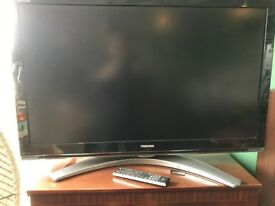 Toshiba 46 inch LCD 1080 HD Television