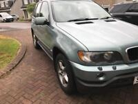 BMW X5 diesel for 5 series Audi or why