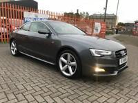 2012 (62) Audi A5 2.0 TDi S-Line Quattro / 97K FASH / 12 Months MOT / 6 Months Warranty