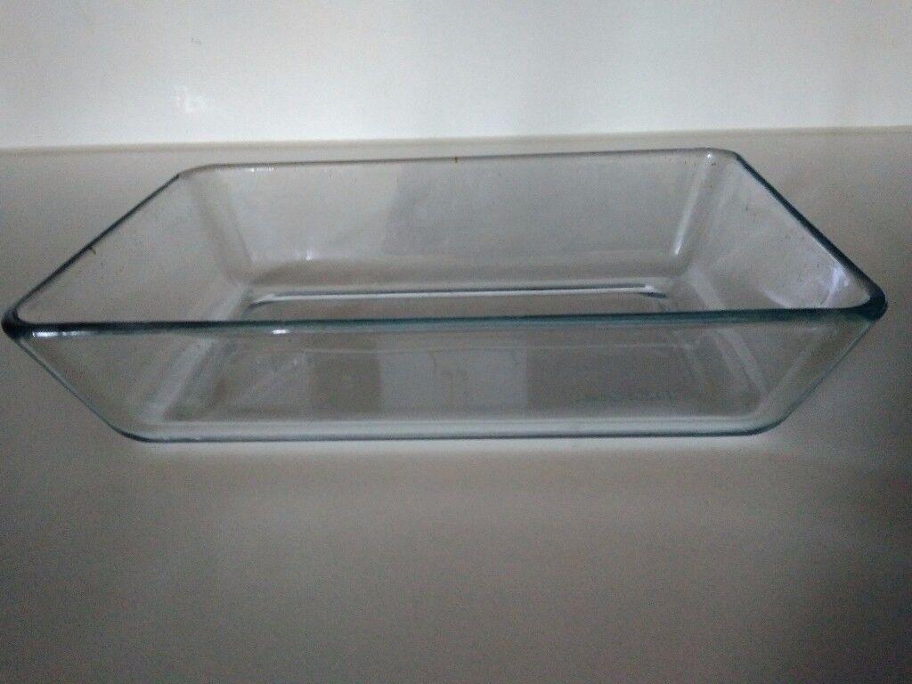 Rosendahl Rosendahl - Grand Cru Ovenproof Dish of Glass for Grab