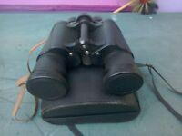 Two pairs of binoculars one Japanese