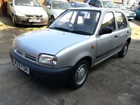 Nissan Micra, ONLY 26000 miles.
