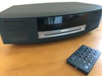 Bose Wave music system with DAB module - CD / MP3 clock radio