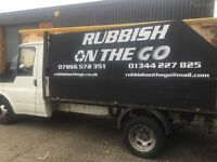 RUBBISH CLEARANCE HOUSE REMOVAL JUNK PICK UP