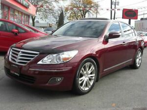 2009 Hyundai Genesis 4.6L Technology *Nav / Sunroof / 385HP*