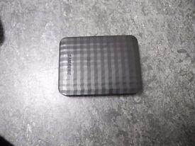 Samsung 2TB M3 Slimline External HardDrive With Case