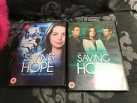 Saving Hope Dvds