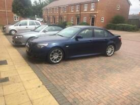 09 bmw 520d msport auto fish,swap for a 4x4