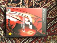 PS2 Game Playstation 2 Gran Turismo 3