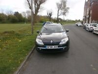 RENAULT LAGUNA DYNAMIC ESTATE 2.0 TDI FACE LIFT 1 OWNER FMDSH