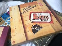 The Beatles Box From Liverpool Express