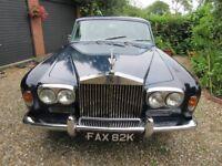 Rolls Royce Silver Shadow One