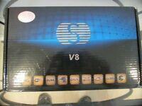v8 digital satellite receiver new £15 ono