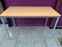 1200 beech canteen/office table