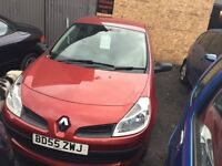 Ideal first car Renault Clio 1.2