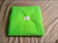 Neon green tulle fabric 150 X 573cm