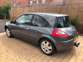 ** LPG GAS ** LOOK ** 2007 RENAULT MEGANE 1.6 VVT DYNAMIQUE 3 DOOR - STARTS & DRIVES WELL - LEATERS