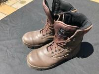 Cadet boots- Brown Grafters size 7