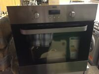 Zanussi Electric Single Oven New and Unused