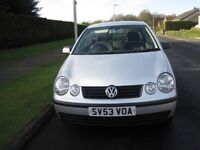 VW Polo Twist 3 door Hatchback, very low mileage, Pristine condition inside and out